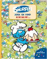 De Smurfen - Zoek en vind... koksmurf