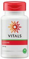 Vitals L-lysine Sportvoeding - 60 vegicaps