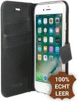 Valenta Zwart Booklet Leather iPhone 8 / 7 / 6s / 6