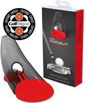 Putt trainer puttout rood