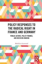 Policy Responses to the Radical Right in France and Germany