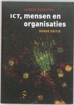 Boekomslag van 'ICT, mensen en organisaties'