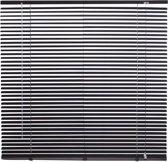 Intensions - Aluminium Jaloezie - 25 mm - Uni Zwart - 80x175cm