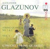 Complete String Quartets Vol1: Nrs3