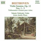 Beethoven: Violin Sonatas 1-3