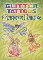 Glitter Tattoos Garden Fairies