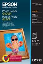 EPSON PHOTO PAPIER GLOSSY (50)