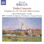 Brian: Symphony No. 18 / Violi