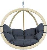 Amazonas Hangstoel Globo Chair Anthracite Weatherproof