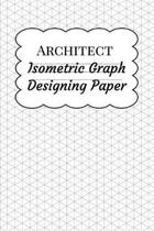 Architect Isometric Graph Designing Paper