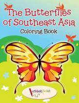 The Butterflies of Southeast Asia Coloring Book
