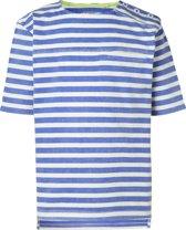 NOP Jongens T-shirt - Riviera Blue Maat 122