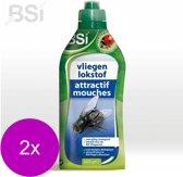 Bsi Vliegen Lokstof - Insectenbestrijding - 2 x 600 ml