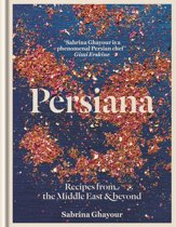 Boek cover Persiana van Sabrina Ghayour