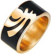 Pierre Cardin Steel - PCRG10008C150 - Ring - Roestvrij staal - goudkleurig