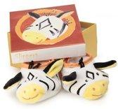Egmont Toys - Babyslofjes - Zebra in bewaardoosje