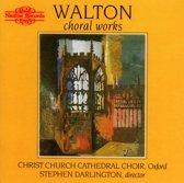 Walton: Choral Works