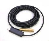 Waterproof USB Inspectiecamera / Endoscoop 10 meter