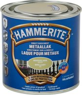 Hammerite Hoogglanslak Goud 250 ML
