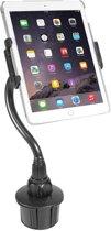 Macally MCUPTAB iPad/tablet-houder met 20 cm lange hals voor In de bekerhouder van de auto