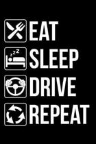 Eat Sleep Drive Repeat