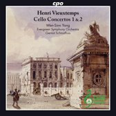 Henri Vieuxtemps: Cello Concertos Nos. 1 & 2
