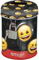 Emoji Cool Squad - Spaarpot - 11,5 cm - Multi