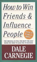 Omslag van 'How to Win Friends and Influence People'
