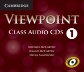 Viewpoint Level 1 Class Audio CDs (4)