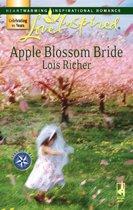 Apple Blossom Bride (Mills & Boon Love Inspired) (Serenity Bay - Book 2)