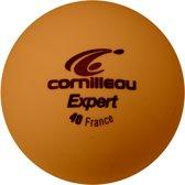 Cornilleau Tafeltennisballen Expert ITTF - Oranje