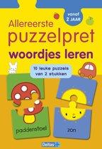 Allereerste puzzelpret - Woordjes leren