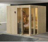 Sauna 213×213 – Showroommodel