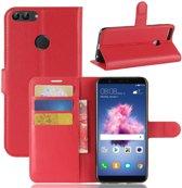 Huawei P Smart Book Case Hoesje - Rood