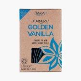 TAKA Turmeric / Kurkuma-thee met vanille Biologisch - 4 x 15 zakjes