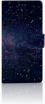 Samsung Galaxy Note 9 Book Case Design Stars