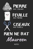 Rien ne bat Maureen - Notes
