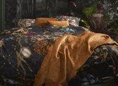 Essenza Home dekbedovertrek Valente antraciet - extra kussensloop (60x70 cm)