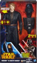 Star Wars Anakin to Darth Vader Figuur