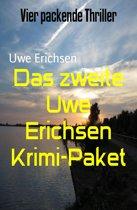 Das zweite Uwe Erichsen Krimi-Paket