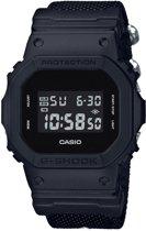Casio DW-5600BBN-1ER - Horloge - Kunststof - Zwart - Ø 43 mm