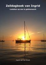 Zeildagboek van Ingrid. Loslaten op zee is gekkenwerk.