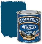 Hammerite Hoogglans Donkerblauw S025 750ML