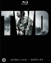 The Walking Dead - Seizoen 1 t/m 6 (Blu-ray)