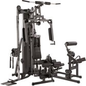 Finnlo Autark 2600 Homegym met Cable Tower en Ab & Back Trainer