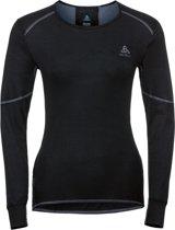 Odlo X-Warm - Thermoshirt - Dames - Zwart - Maat XL