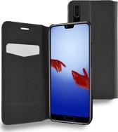 Azuri booklet ultra thin - zwart - voor Huawei P20