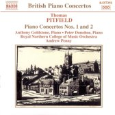 Thomas Pitfield: Piano Concertos Nos. 1 & 2