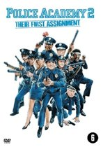 Police Academy 2 - Their First Assignment (dvd)