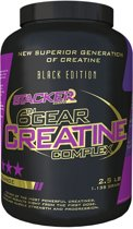 Stacker 2 6th Gear Creatine Complex Orange Ephedra Vrij - 1135gr